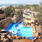 Wasserpark Dubai – des Luxushotel Atlantis The Palm